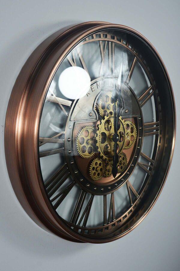 Ada - Dekoratif Çarklı Saat