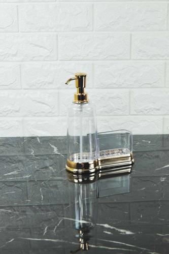 - Akrilik Sıvı Sabunluk Bronz