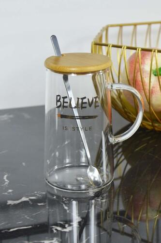 - Believe - Cam Tekli Kupa