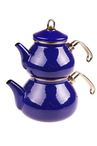 - Beyzade - Çaydanlık Takımı Lacivert