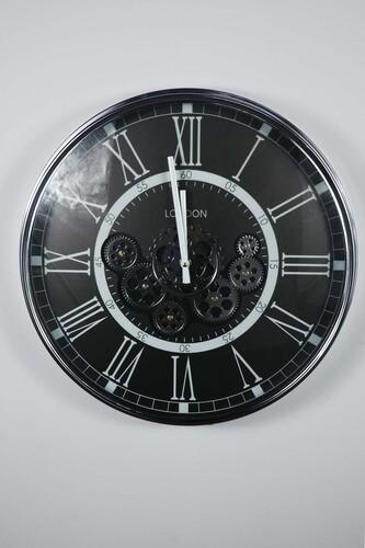 - Camelle - Dekoratif Çarklı Saat