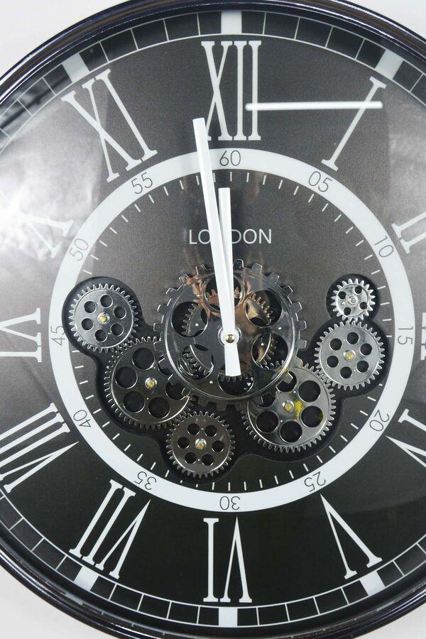 Camelle - Dekoratif Çarklı Saat