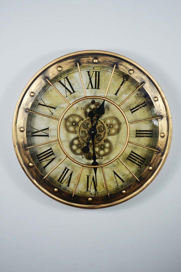 Cinda - Dekoratif Çarklı Saat