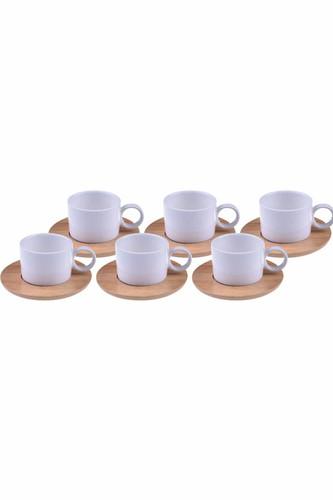 - Cristo - 6 Kişilik Kahve Fincan Takımı