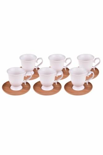 - Delar – 6 Kişilik Kahve Fincan Takımı