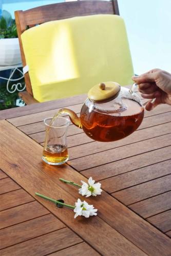 - Dem - Cam Çaydanlık