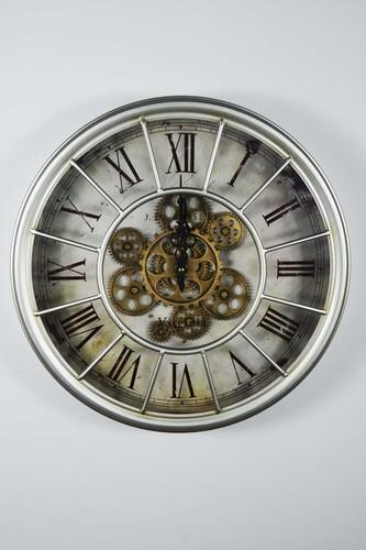 - Farah - Dekoratif Çarklı Saat
