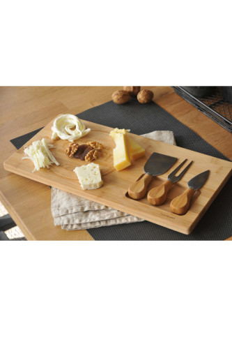 - Fhume – 4 Parça Peynir Dünyası