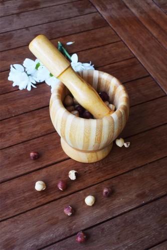 - Fındıkkıran - Bambu Havan