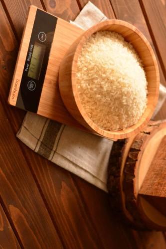 - Flippo - Bambu Mutfak Terazisi Dikdörtgen