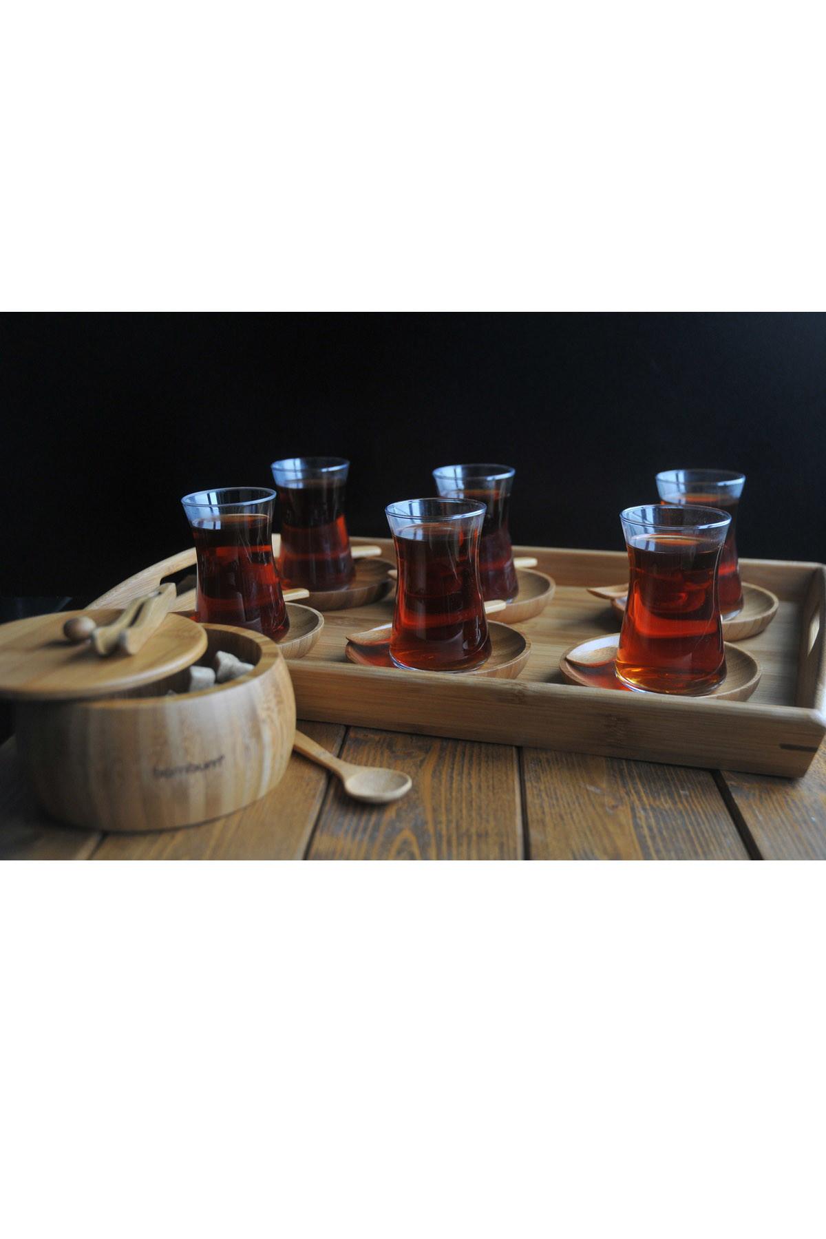 - Gala – 22 Parça Çay Seti