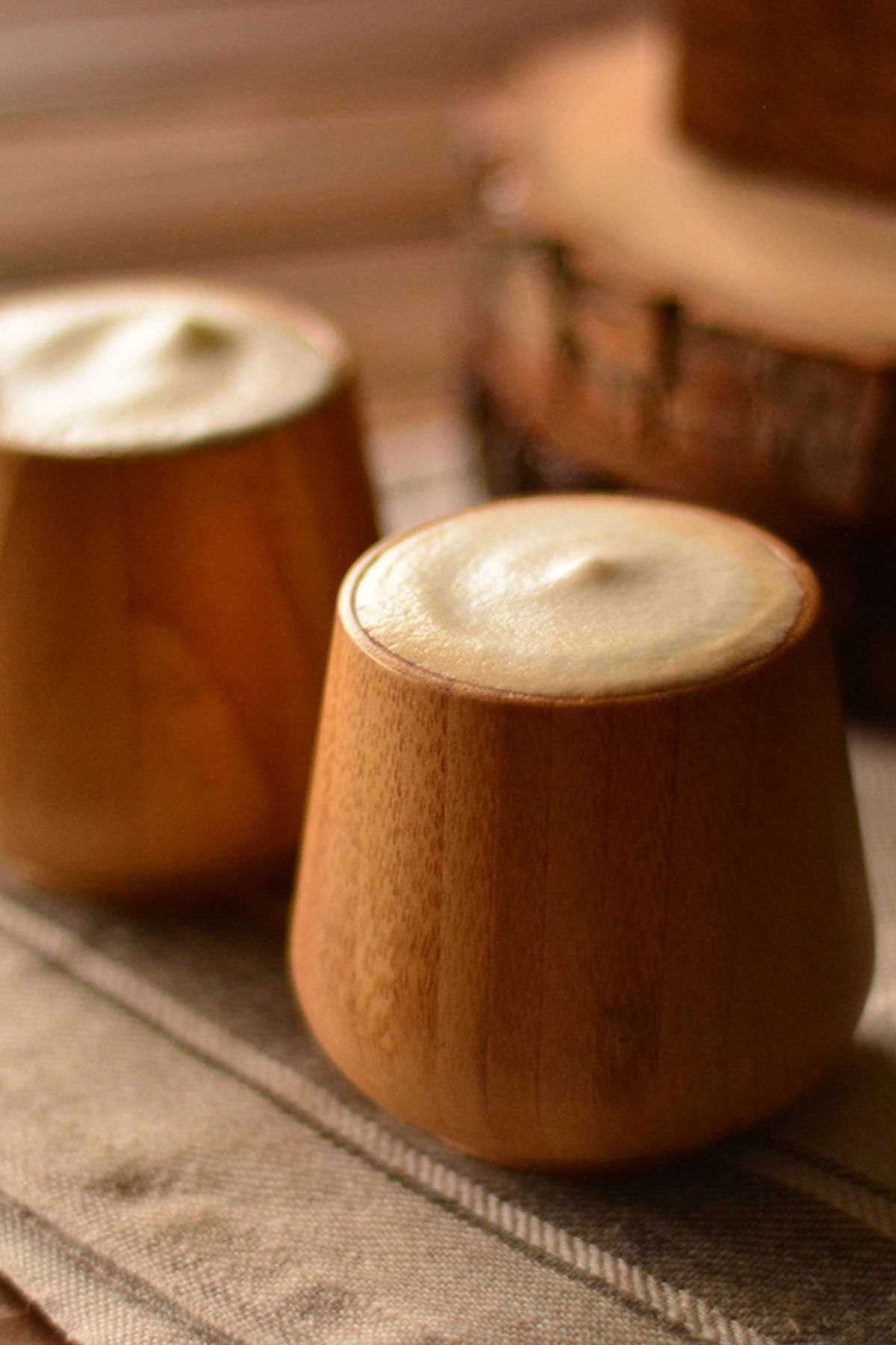 Gento - 2'li Bambu Bardak 100 ml