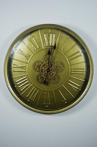 - Gloria - Dekoratif Çarklı Saat