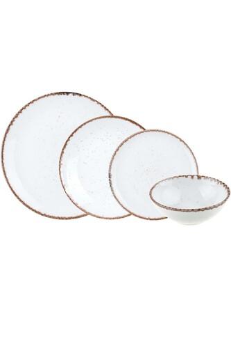 - Granita 24 Parça Porselen Yemek Takımı