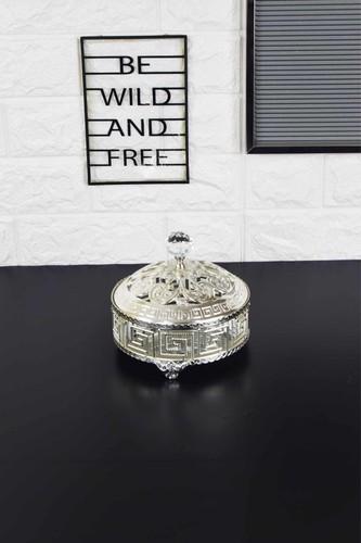 - Gümüş Versace Topkapı Şekerlik
