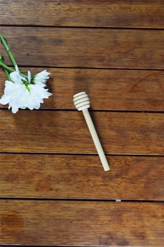 - Honi - Bambu Bal Kaşığı Küçük