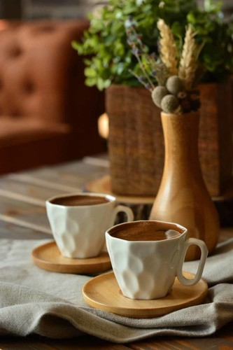 - Hull - 2 Kişilik Kahve Takımı