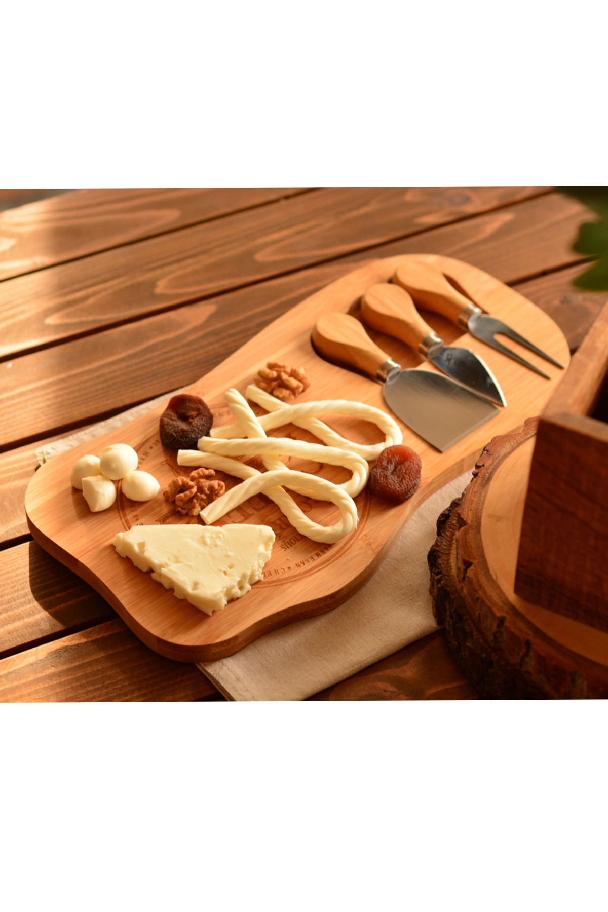 - Hume - 4 Parça Peynir Dünyası