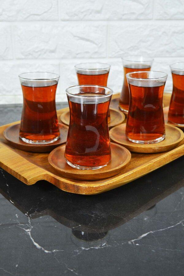 Kelly - 13 Parça Çay Servis Seti