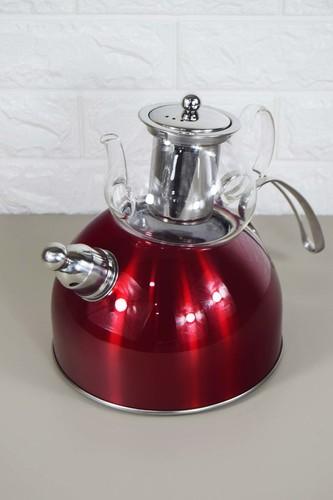 - Kırmızı Düdüklü Çaydanlık