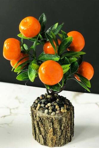 - Kütükte Mandalina Ağacı