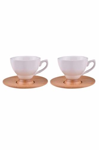 - La Vita – 2 Kişilik Kahve Fincan Takımı