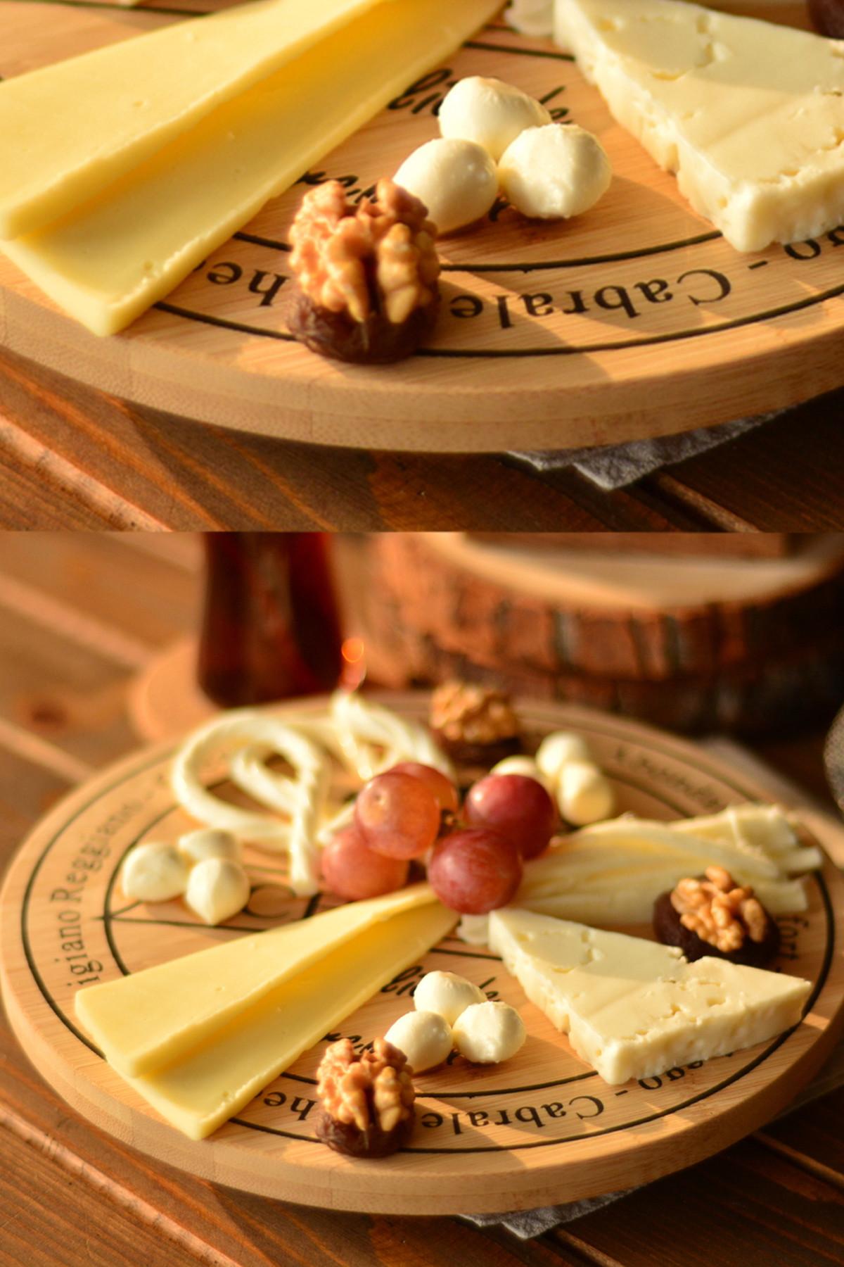 - Lasiago - Dönen Peynir Tabağı