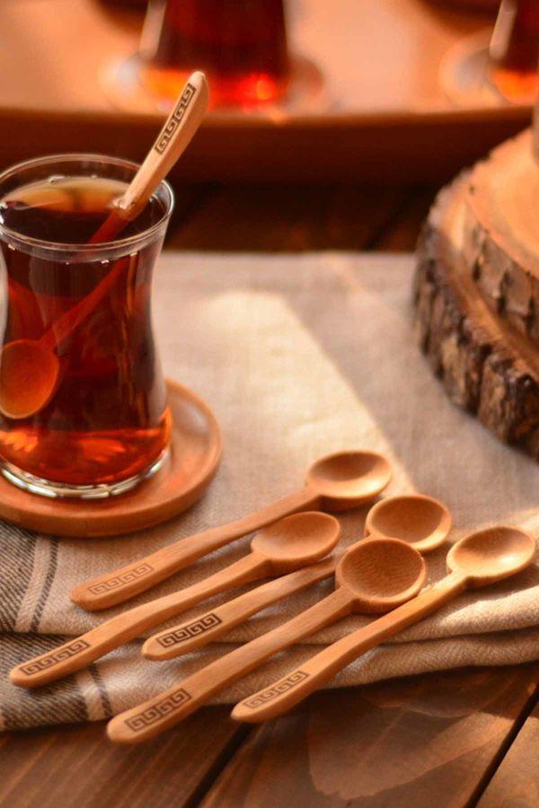Lolli – 6'lı Çay Kaşığı