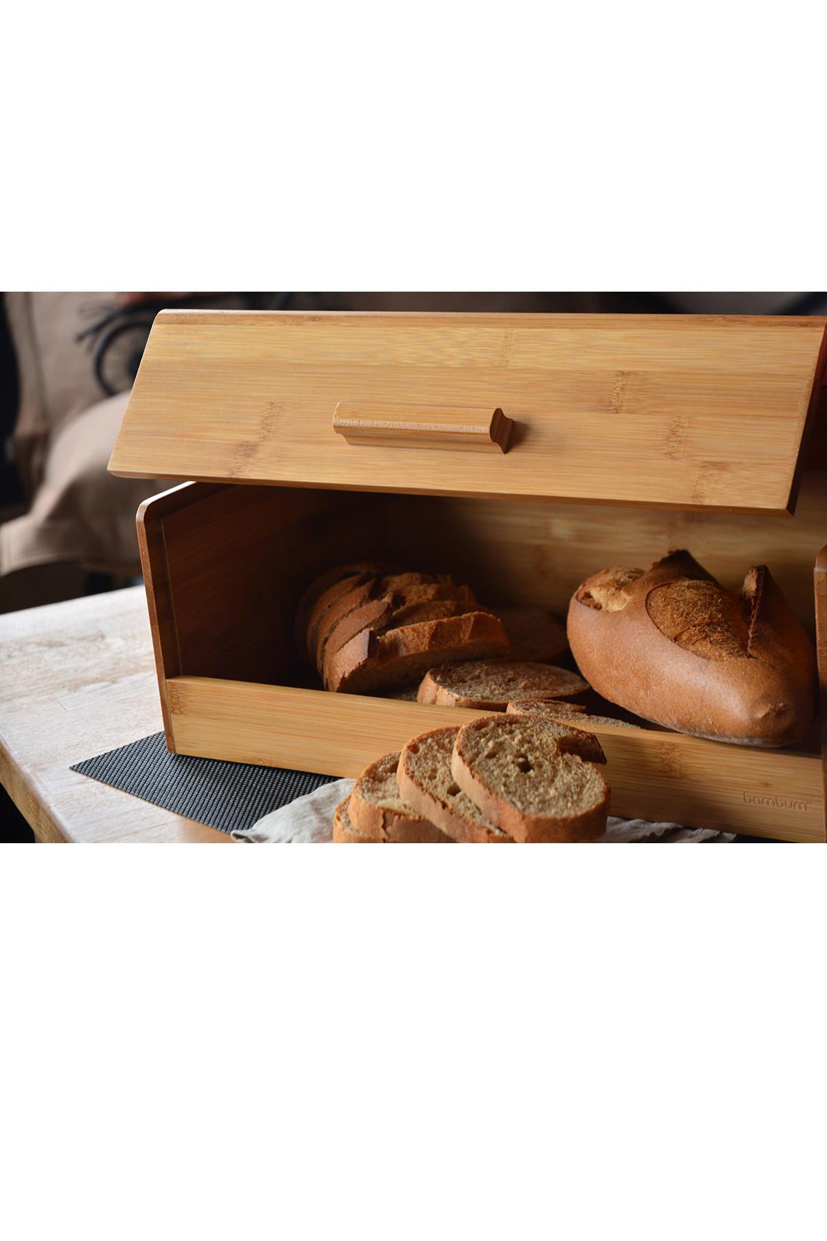 Sepetcibaba - Lorenzo – Ekmek Saklama Kabı