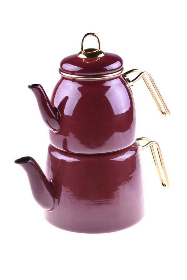 Miray Çaydanlık Takımı Kırmızı