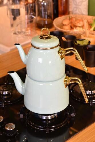 - Miray Çaydanlık Takımı Yeşil