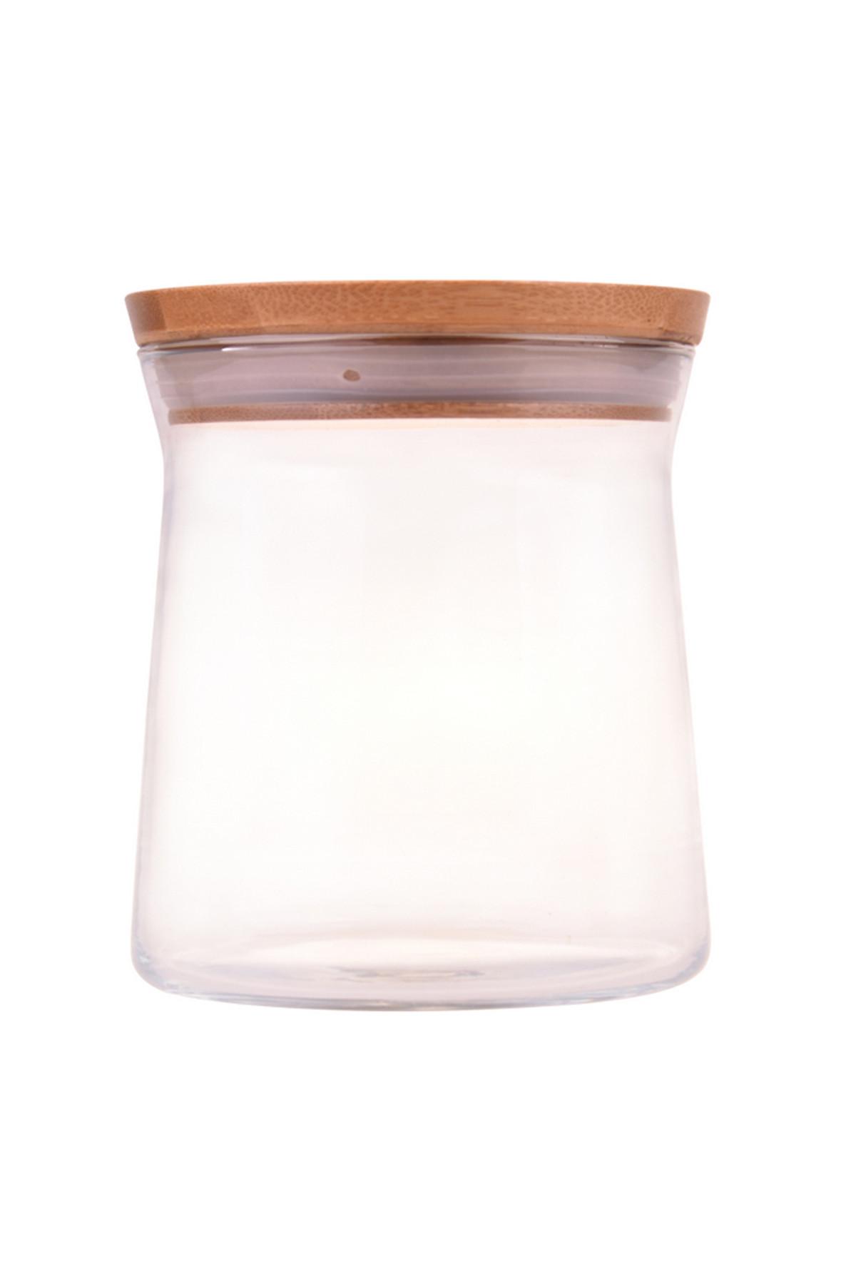 Sepetcibaba - Olla - Cam Saklama Kabı 800 ml