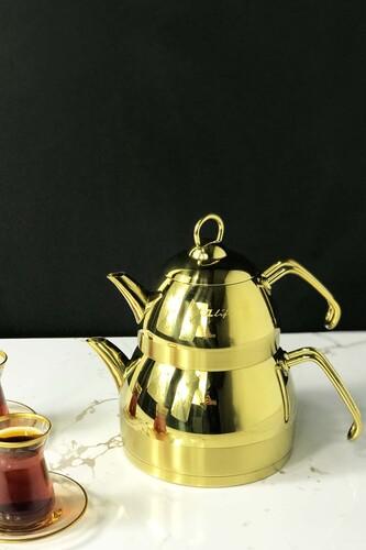 - Özlife - Ela Çaydanlık Takımı 2,6 Litre