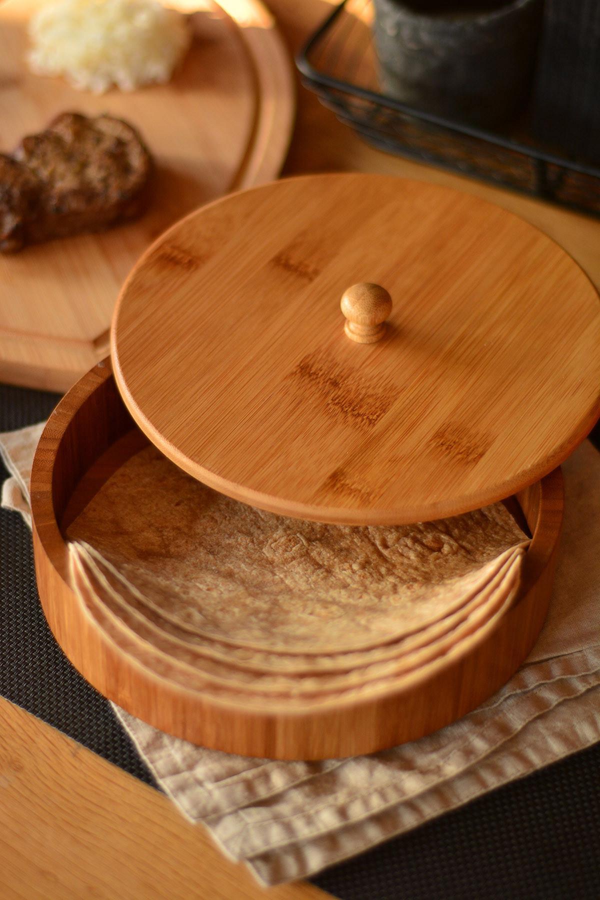 Sepetcibaba - Pekit - Tortilla Kabı