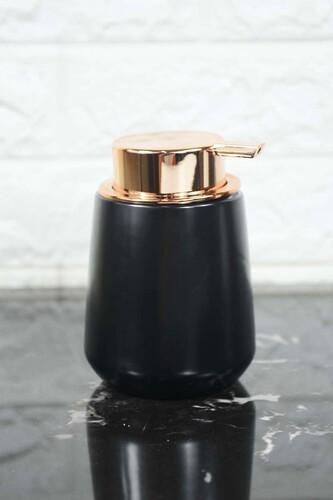 - Pietro Porselen Sıvı Sabunluk Siyah