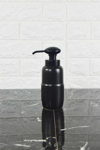 - Porselen Sıvı Sabunluk Black