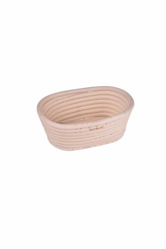 - Puder - Ekmek Mayalama Sepeti Oval 17 cm