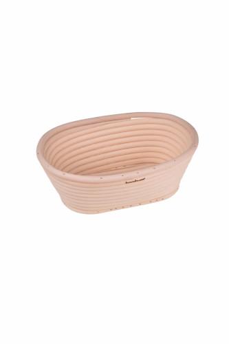 - Puder - Ekmek Mayalama Sepeti Oval 21 cm