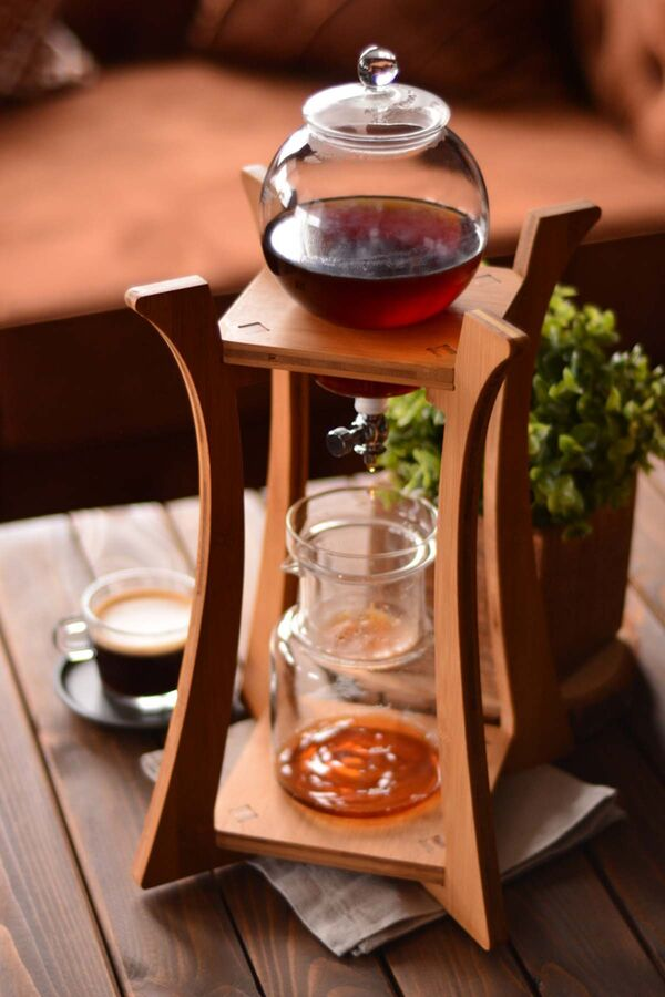 Rakes - Soğuk Kahve Kulesi