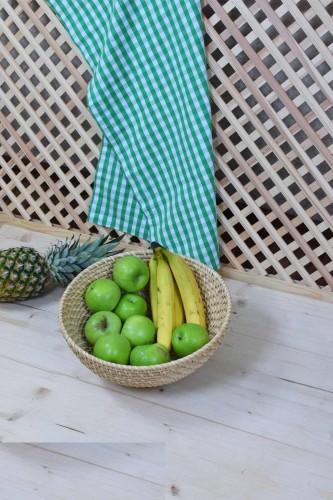 - Rattan Hasırı Meyve Kasesi