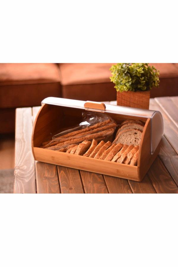 Retro - Ekmek Saklama Kabı