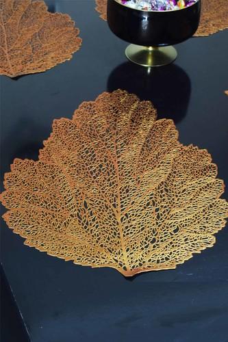 - Saşa 6 Lı Yaprak Bronz Amerikan Servis