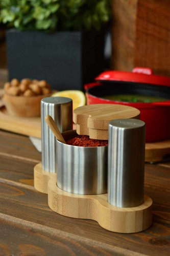 - Spice - 5+0 Masa Düzenleyici