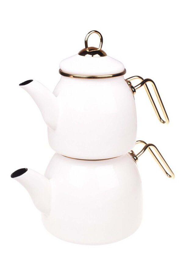 Sultan - Çaydanlık Takımı Krem