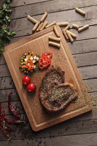 - Talau - Kesme & Steak Tahtası Büyük