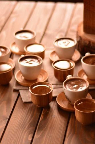 - Tido – 6'lı Kahve Yanı Bardağı