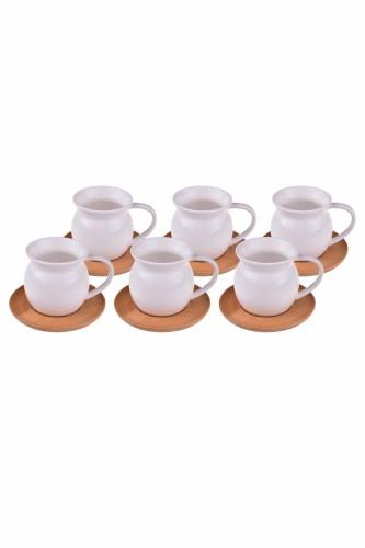 - Torby – 6 Kisilik Çay Fincan Takımı