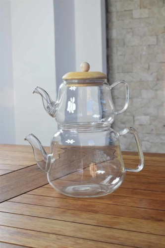 - Valentin - Çay Demliği