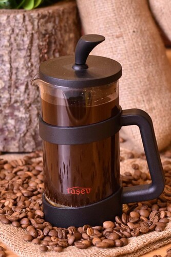 - Zebo - French Press 350 ml Siyah