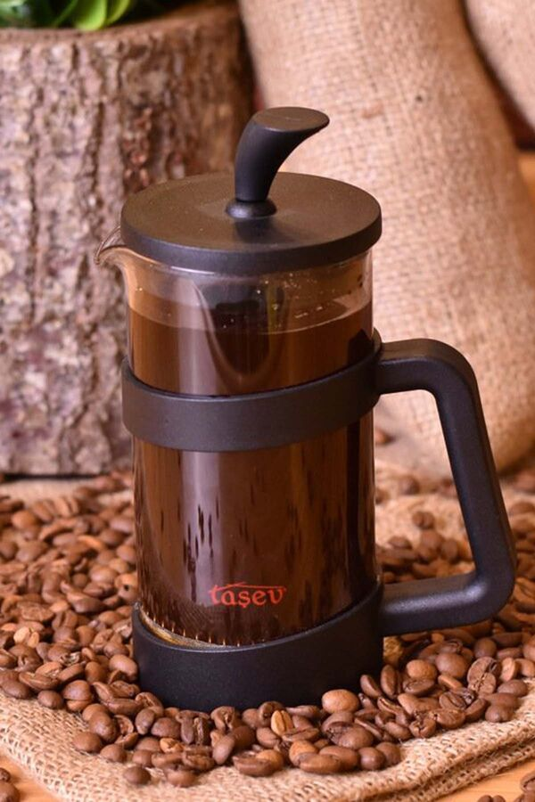 Zebo - French Press 350 ml Siyah